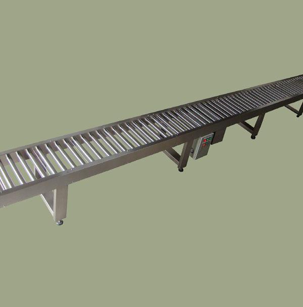 流水线:动力滚筒线