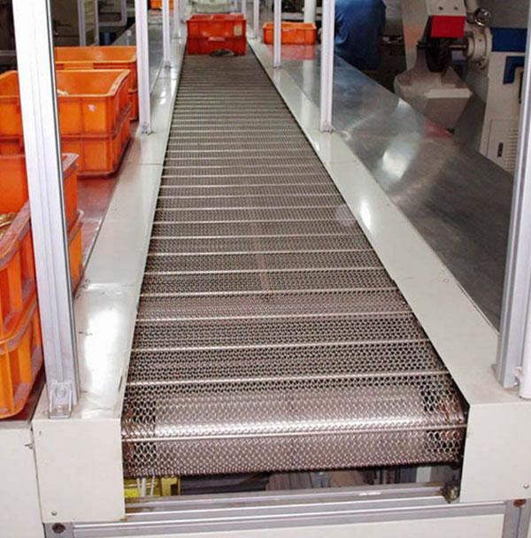 冰箱链板线