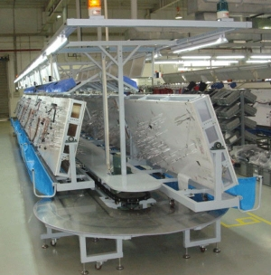 台车式线束生产线